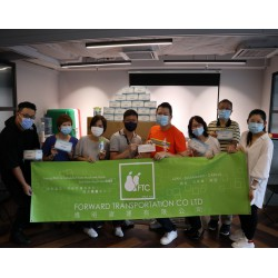 Corporate Social Responsibility - Donations of masks, materials and funds